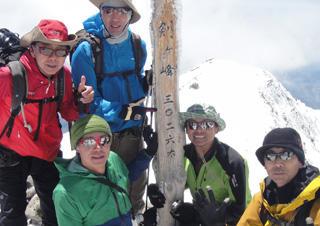 乗鞍岳ツアー【プレアドバンス】2017
