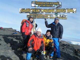 アフリカ大陸最高峰!キリマンジャロ登頂ツアー