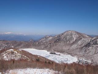 雪山登山入門・赤城山